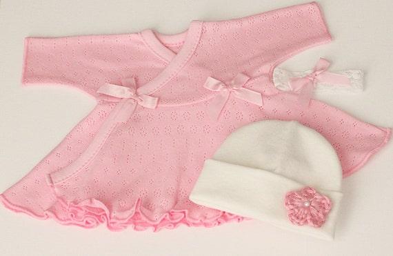 Micropreemie girl micropreemie dress nicu clothes nicu