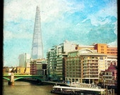 The Shard -  Fine Art Print - London Photography - Etsy Wall Art - TFTeam - London Landscape Photograph