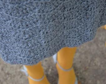 wood & wool midi skirt pattern (english version)