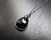 CLEARANCE The Eyrie IV Necklace - Onyx