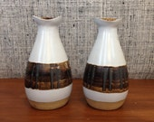 CARAFE - Pair of vintage Marshall Studios Carafe's with Cork Stoppers