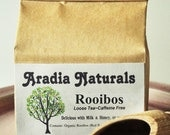 Organic Rooibos (Red Bark) Loose Tea - Specialty Herbal Tea  - Delicious Natural Ingredients, High Anti-oxidant