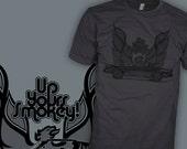 Smokey and The Bandit Movie Shirt - 1970 Pontiac Firebird Trans Am Shirt - Trucker Movie T-Shirt - FREE SHIPPING