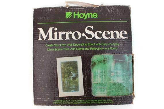 Scenic Mirror Tiles Hoyne Mirro Scene Quintessential