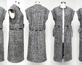 SAMPLE SALE - Wool Bouclé Coat Vest
