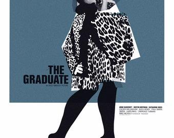 The Graduate alternative movie poster