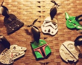 Star Wars Ornament Set of 6