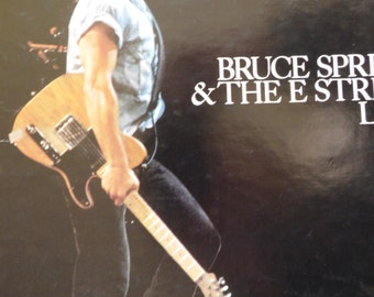Bruce Springsteen and The E Street Band Live 1975-1985  A 5 Album Set in Great Shape