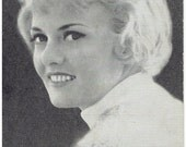 Bobbi Martin Arcade Exhibit Card Vintage Photos Singer Performer 1960s 1970s