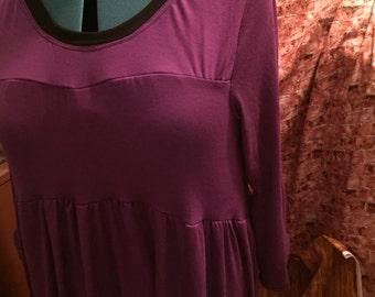 Casual Knit Dress (Custom) - bohemian dress