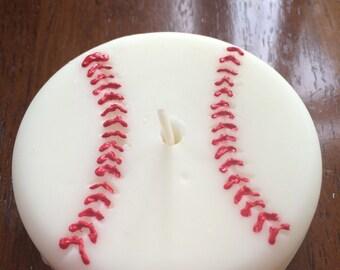 Baseball Floating Candles