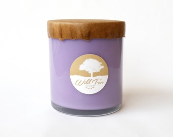 Bergamot Coriander - 8 oz Soy Candle