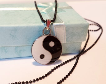 Sale! Yin and Yang sign necklace
