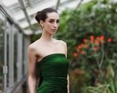 Small Bathing Suit Wrap Around Swimsuit Hunter Green Petite Womens Unique Swimwear