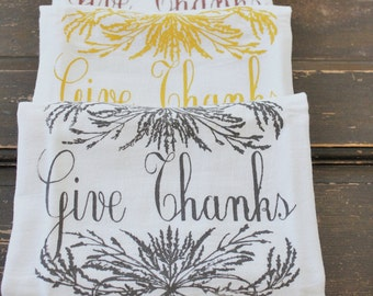 Kitchen Towels,6,Thanksgiving,Fall Towels,Kitchen Towels,Thanksgiving Towels,Harvest,Fall Kitchen Towels,Flour Sack Towels,Hostess Gifts