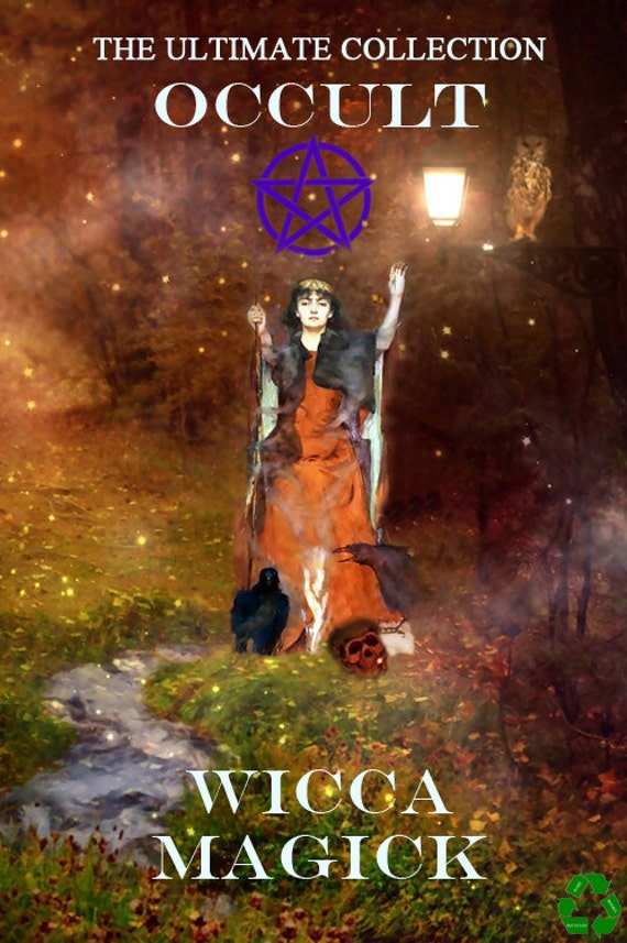 Read The Latest Reviews on The Largest OCCULT WICCA MAGICK Collection of Books on Spells and Rituals Plus Free Bonus
