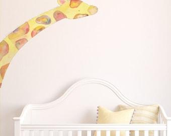 Giraffe Removable Wall Sticker | LSB0085WHT-JMS