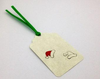 Santa Hat stamp S003