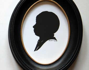 Add On to Custom Silhouette - Wall Frame