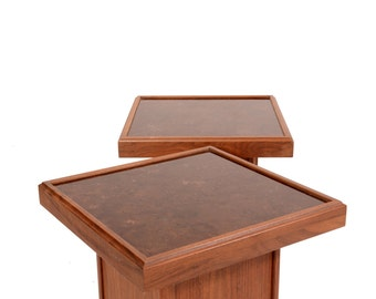 John Keal for Brown Saltman End Tables