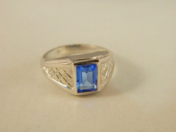 18k hge white gold plated sterling silver by