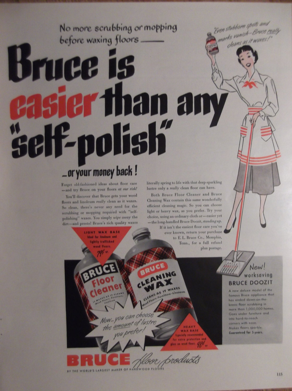 bruce floor products floor cleaner cleaning wax original 🔎zoom