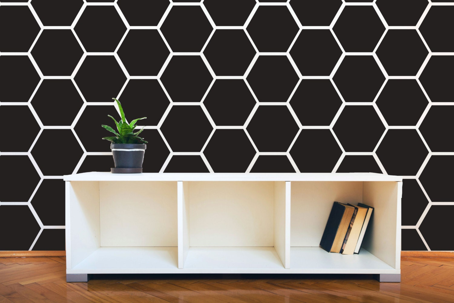 Wall Stickers Design Your Own Hexagon Honeycomb Wall Pattern Decals Wall Decal Custom