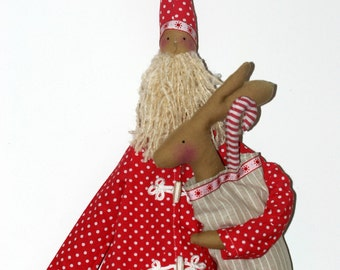 Santa Claus Tilda