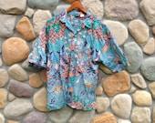 Vintage Hawaiian Shirt - Jantzen