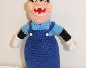 PDF PATTERN: Pete Crochet Doll **Crochet Pattern Only! Not actual doll.**