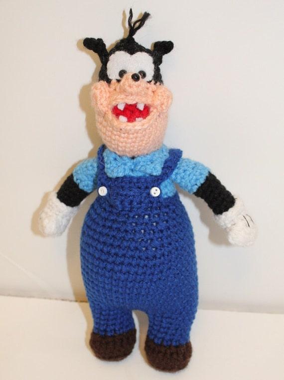 Pdf Pattern Pete The Cat Doll Crochet Pattern Only Not