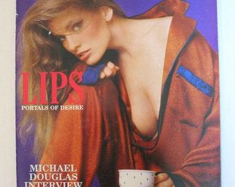 August 1984 Playboy Magazine
