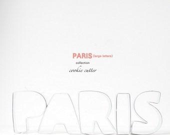 PARIS Cookie Cutter Collection Set - 5 piece