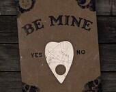 Ouija Board Valentine's Day Cards Printables