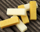 Pure Beeswax Bar, approximately 1oz / 30g