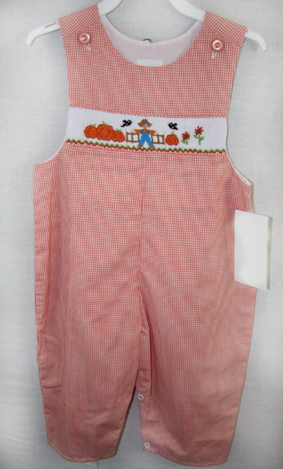 fine boys smocked outfits 13