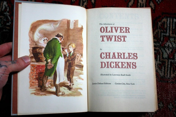 an analysis of the novel oliver twist by charles dickins Download a classic english novel oliver twist by charles dickens published in book form in 1838 after the pickwick papers, it was his second novel.
