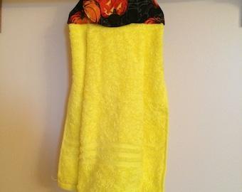 Halloween Hanging Dish Towel