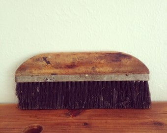 Vintage Wood Wallpaper Brush