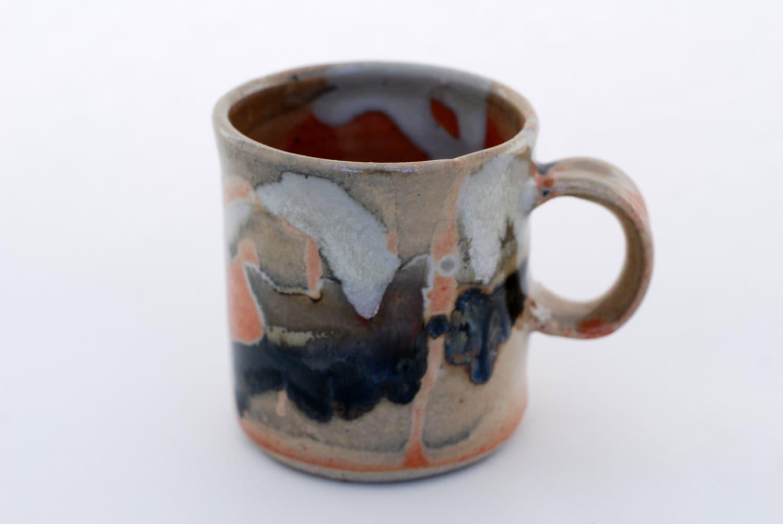 8 Oz Coffee Cup Handmade Ceramic Cup Ceramic Stoneware Mug