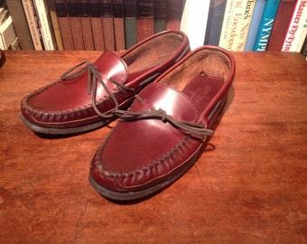 Minnetonka Moccasin Loafers. Double Bottom. Newish. Size 11.