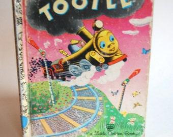 Vintage Children's Book, Tootle