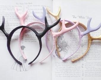My Darling Deer antler headband