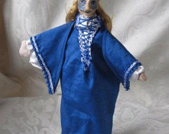 Sea Princess hand puppet