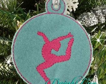ITH Gymnastics Ornament