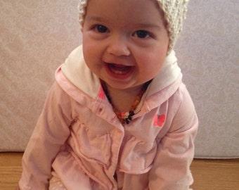 Crochet Slouchy Beanie, Slouchy Beanie, Baby Slouchy Beanie, Toddler Slouchy Beanie
