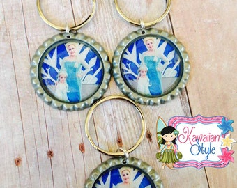 CUSTOM Bottlecap Picture Keychains *Free shipping if purchased with another listing!*