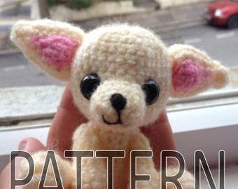 Tiny Chihuahua Crochet Pattern