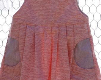 Girls Pocket Tunic