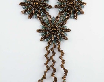 Beading Tutorial - Summer Daze Necklace